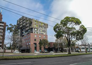 CONSULTANTS' EXCELLENCE AWARD - PLANNING & JUDGES AWARD - METROPOLITAN MELBOURNE VincentCare Victoria - Ozanam House | Tract
