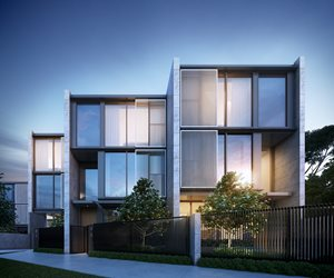 SMALL SCALE DEVELOPMENT AWARD Parkville | Oliver Hume